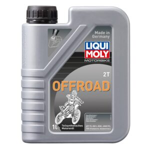 Liqui Moly 2 Stroke Off Road Semi Synthetic Oil