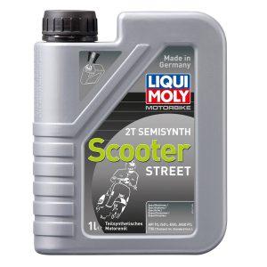 Liqui Moly 2 Stroke Scooter Semi Synthetic Street Oil