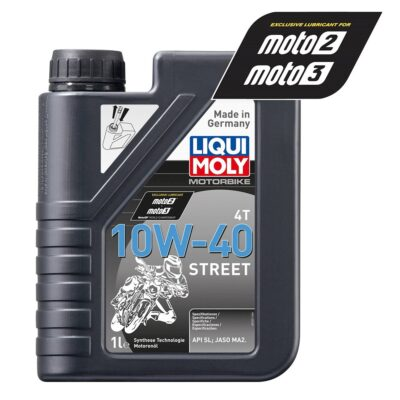 Motorcycle Oil & Lubricants