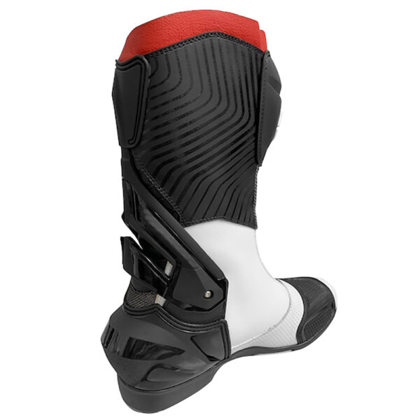 ARMR Moto Harada RX Motorcycle Boots White 2
