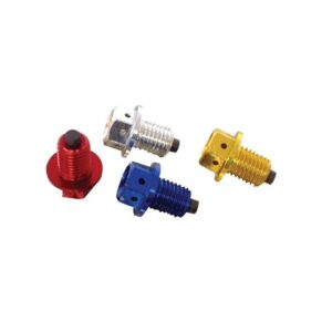 Bike It Magnetic Oil Cleaning Bolt