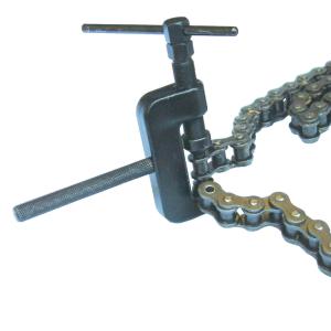 BikeTek Heavy Duty Chain Cutter And Rivetting Kit (CHBKIT)