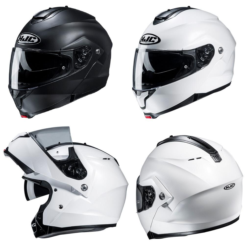 HJC C91 Plain Helmet
