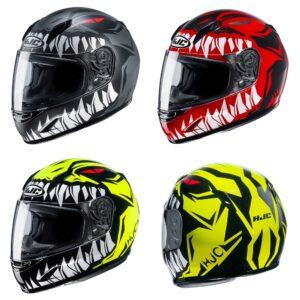 HJC CL-Y Zuky Motorcycle Helmet