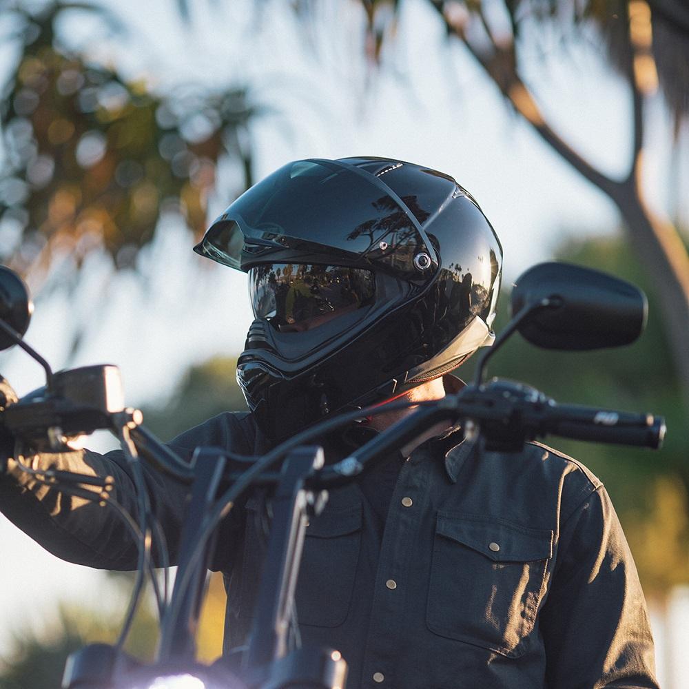 HJC F70 Carbon Full Face Motorcycle Helmet