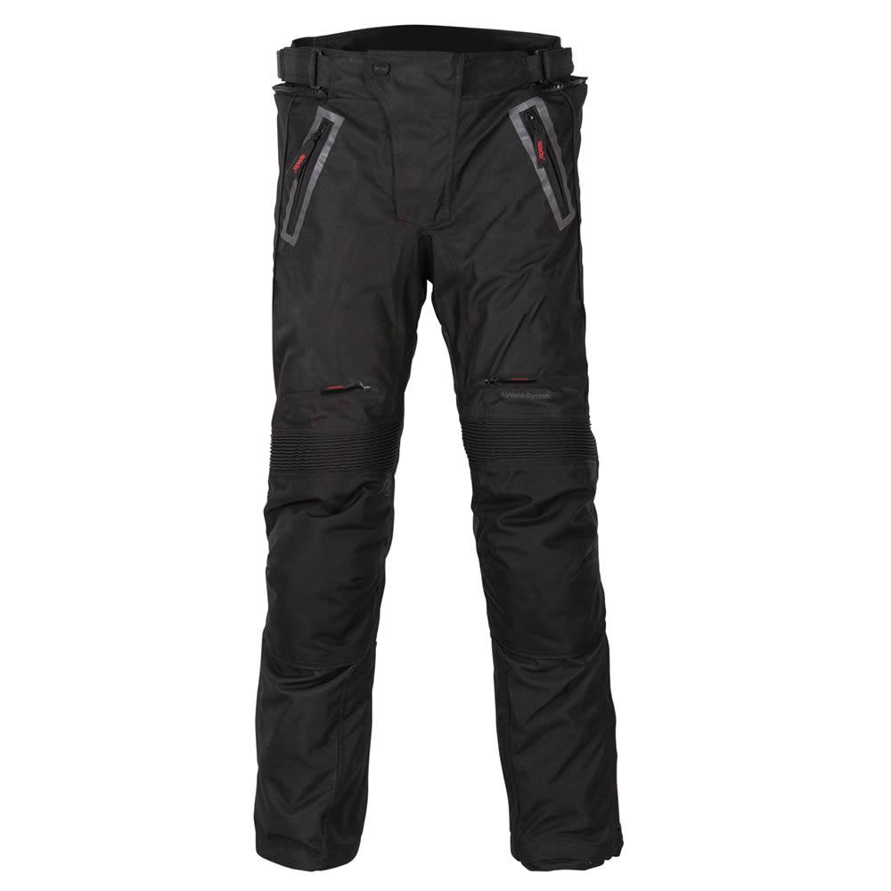 Spada Tucson CE Black Trousers