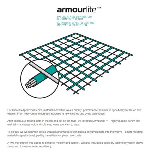 Oxford Armourlite Features