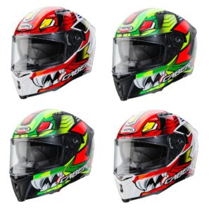 Caberg Avalon Giga Motorbike Helmet