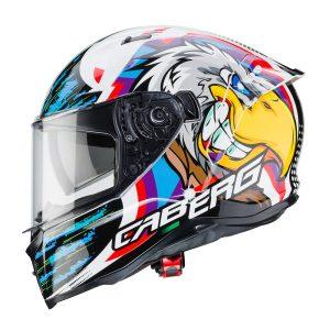 Caberg Avalon Hawk Motorcycle Helmet 1