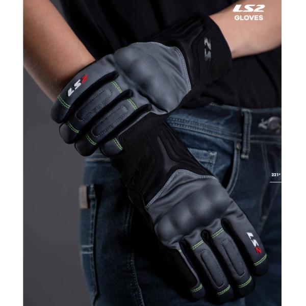 LS2 Jet 2 Ladies Gloves