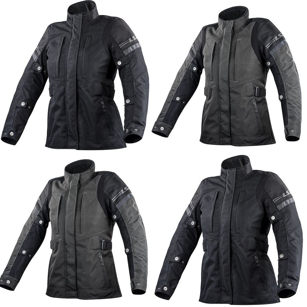 LS2 Petrol Ladies Jacket