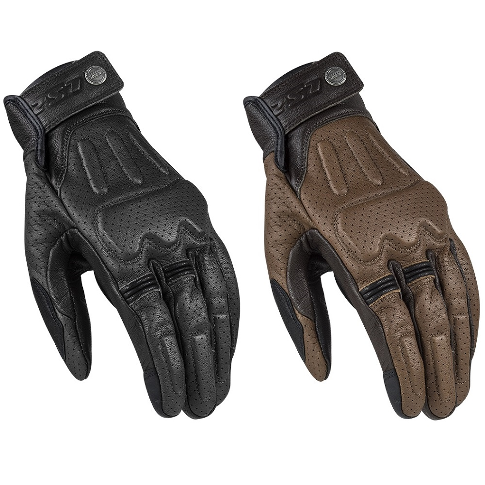 LS2 Rust Gloves