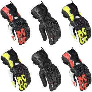 LS2 Swift Motorcycle Gloves